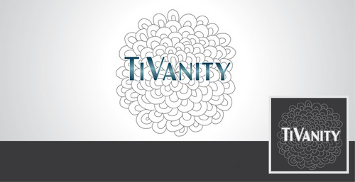 TiVanity A Logo, Monogram, or Icon  Draft # 15 by Zorica