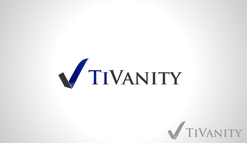 TiVanity A Logo, Monogram, or Icon  Draft # 18 by boyyz