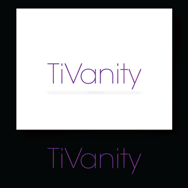 TiVanity A Logo, Monogram, or Icon  Draft # 34 by mosby