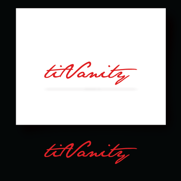 TiVanity A Logo, Monogram, or Icon  Draft # 37 by mosby