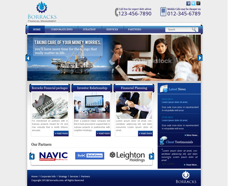 complete website solution