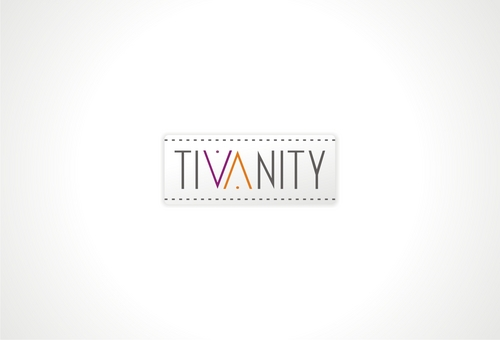 TiVanity A Logo, Monogram, or Icon  Draft # 53 by erobepro