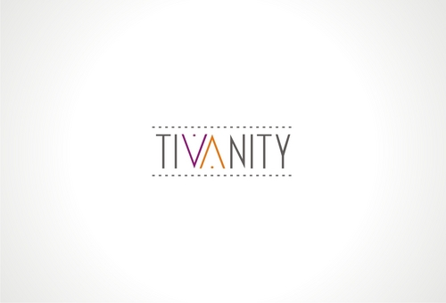 TiVanity A Logo, Monogram, or Icon  Draft # 54 by erobepro
