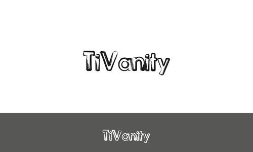 TiVanity A Logo, Monogram, or Icon  Draft # 82 by atonibay