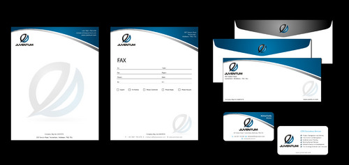 UK size business cards/letterhead