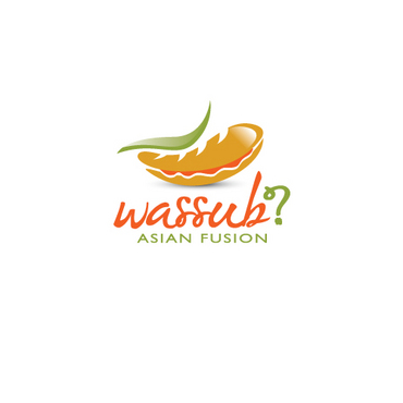 wassub? Asian Fusion A Logo, Monogram, or Icon  Draft # 17 by logoon