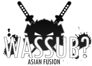 wassub? Asian Fusion A Logo, Monogram, or Icon  Draft # 20 by descentmedia
