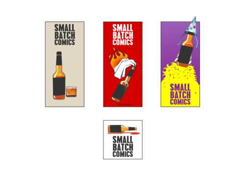 """Small Batch Comics"" and/or ""SB"""