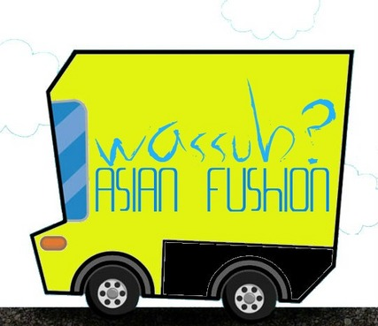 wassub? Asian Fusion A Logo, Monogram, or Icon  Draft # 27 by jareddesigns