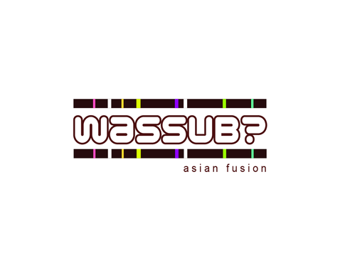 wassub? Asian Fusion A Logo, Monogram, or Icon  Draft # 37 by piuwm