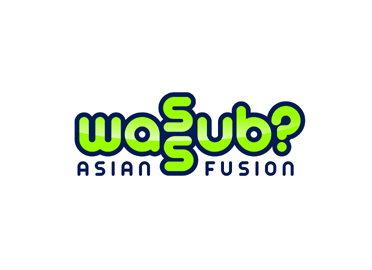 wassub? Asian Fusion A Logo, Monogram, or Icon  Draft # 40 by denzu
