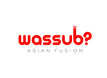 wassub? Asian Fusion A Logo, Monogram, or Icon  Draft # 41 by denzu