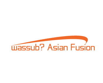 wassub? Asian Fusion A Logo, Monogram, or Icon  Draft # 43 by KeysoftTechnologies