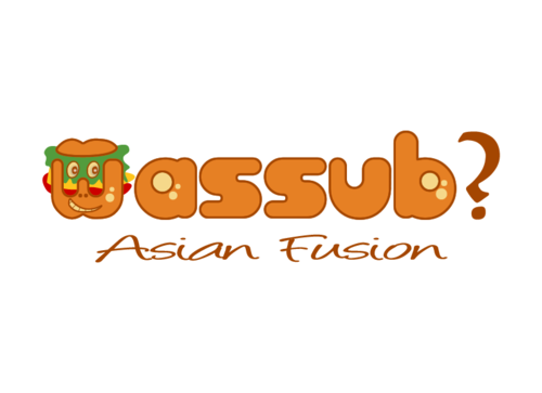 wassub? Asian Fusion A Logo, Monogram, or Icon  Draft # 48 by andry