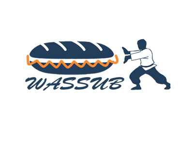 wassub? Asian Fusion A Logo, Monogram, or Icon  Draft # 50 by Phil191