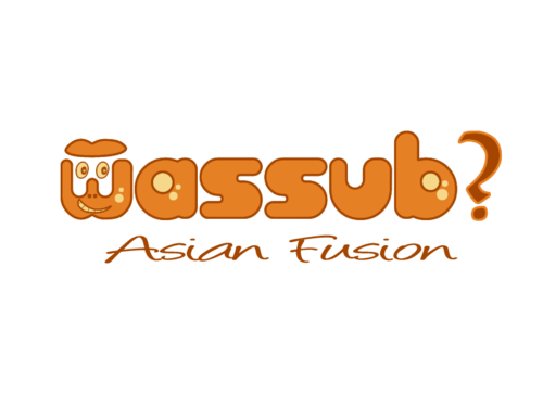 wassub? Asian Fusion A Logo, Monogram, or Icon  Draft # 53 by andry