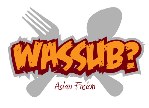 wassub? Asian Fusion A Logo, Monogram, or Icon  Draft # 57 by ksanx