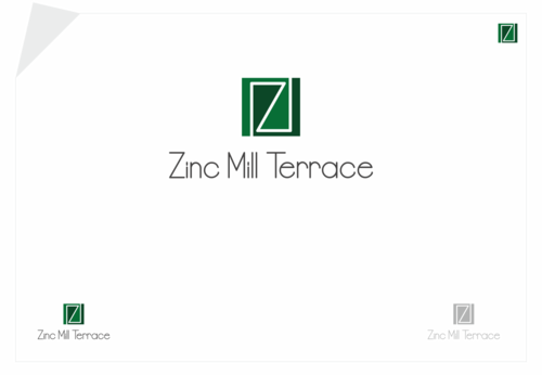 Zinc Mill Terrace A Logo, Monogram, or Icon  Draft # 18 by martini