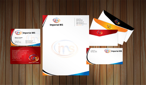 Business Card, Email Signature & Stationary