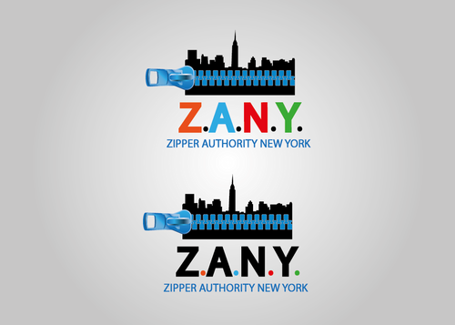 Z.A.N.Y. (the initials are featured)