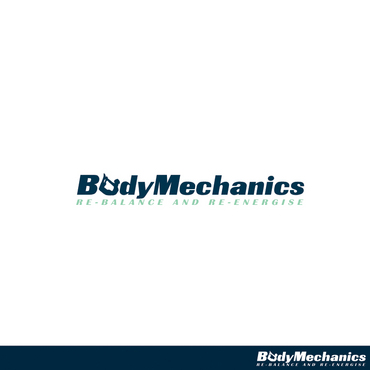 Body Mechanics A Logo, Monogram, or Icon  Draft # 60 by g24may