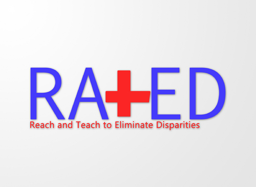 Reach and Teach to Eliminate Disparities aka RATED
