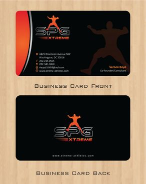 Business Cards Business Cards and Stationery  Draft # 161 by Deck86
