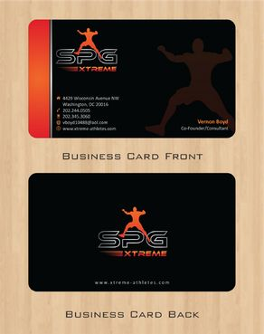 Business Cards Business Cards and Stationery  Draft # 162 by Deck86