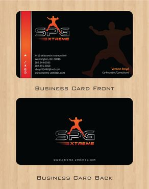 Business Cards Business Cards and Stationery  Draft # 164 by Deck86
