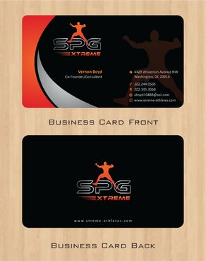 Business Cards Business Cards and Stationery  Draft # 167 by Deck86