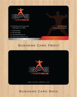 Business Cards Business Cards and Stationery  Draft # 169 by Deck86