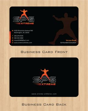 Business Cards Business Cards and Stationery  Draft # 171 by Deck86