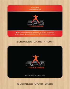 Business Cards Business Cards and Stationery  Draft # 173 by Deck86