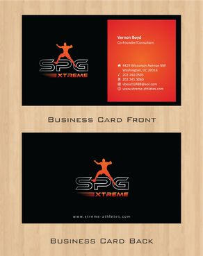 Business Cards Business Cards and Stationery  Draft # 176 by Deck86