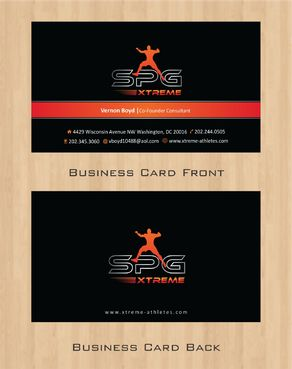 Business Cards Business Cards and Stationery  Draft # 178 by Deck86