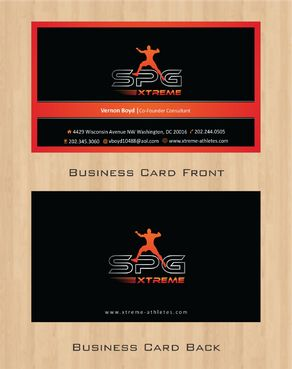 Business Cards Business Cards and Stationery  Draft # 177 by Deck86