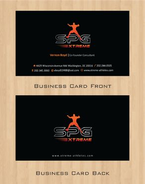 Business Cards Business Cards and Stationery  Draft # 179 by Deck86