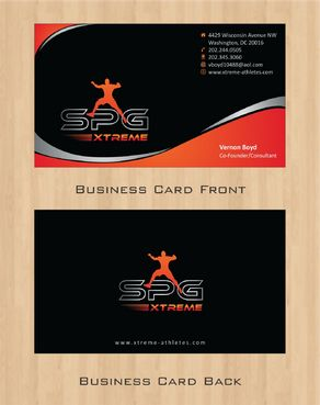 Business Cards Business Cards and Stationery  Draft # 180 by Deck86