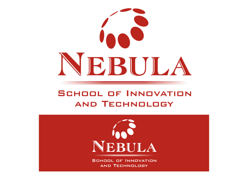 Nebula School of Innovation and Technology A Logo, Monogram, or Icon  Draft # 13 by rudisain