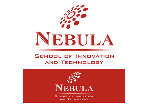 Nebula School of Innovation and Technology A Logo, Monogram, or Icon  Draft # 14 by rudisain