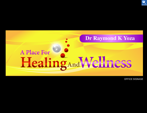 A Place For Healing  And Wellness