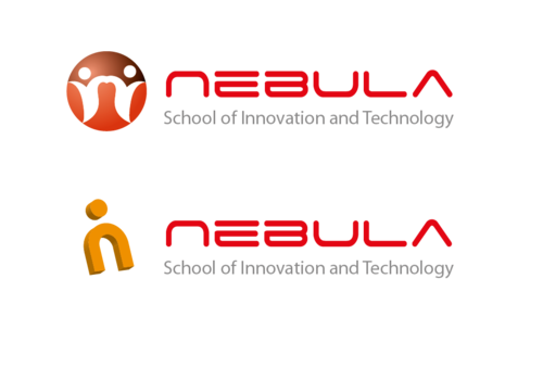 Nebula School of Innovation and Technology A Logo, Monogram, or Icon  Draft # 38 by reems