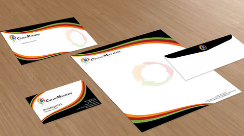 CyclicMastery letterhead and envelopes