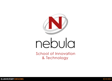 Nebula School of Innovation and Technology A Logo, Monogram, or Icon  Draft # 48 by DanHussey