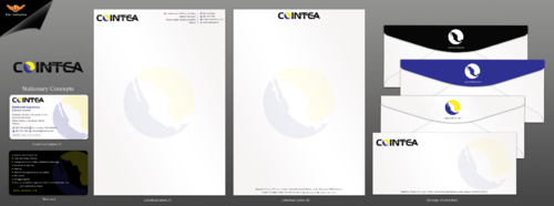 COINTCA BC Business Cards and Stationery  Draft # 133 by einsanimation