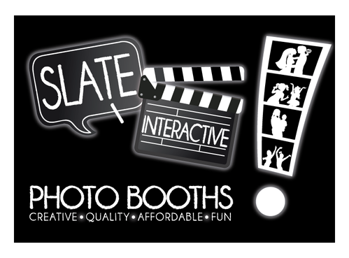 SLATE INTERACTIVE PHOTO BOOTHS