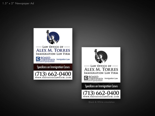 Need Three Ads/Sizes Marketing collateral  Draft # 29 by blythestyl