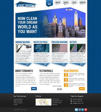 Tagline(Proffesionally done for less than the rest) Complete Web Design Solution  Draft # 10 by Faudzif