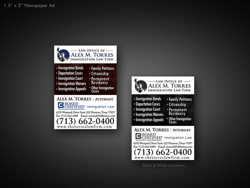 Need Three Ads/Sizes Marketing collateral  Draft # 34 by blythestyl