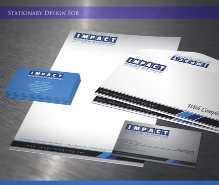 business cards stationary by paul3771